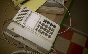 Un téléphone (illustration).