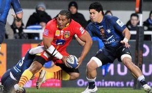 Perpignan, qui reçoit le leader Toulouse vendredi (20h45) en ouverture de la 23e journée du Top 14, entend confirmer sa victoire face à Bayonne et profiter de la récente déconvenue en Coupe d'Europe de son adversaire pour assurer sa place parmi l'élite du rugby tricolore.