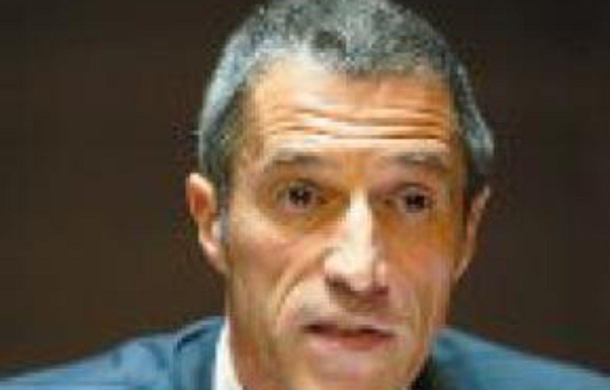 Le procureur de la République de Lyon, Marc Cimamonti, mercredi. –  C. villemain / 20 minutes