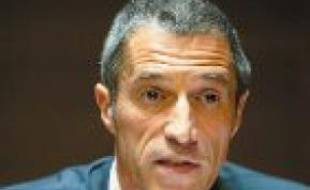 Le procureur de la République de Lyon, Marc Cimamonti, mercredi.