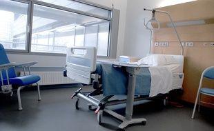 Le jeune homme s'en est pris à une aide-soignante dans sa chambre d'hôpital. Illustratio