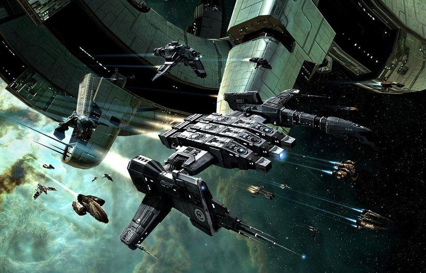 Préférence Eve Online»: Coups bas, géopolitique et capitalisme dans l'espace QO81