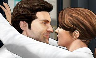 Extrait du jeu vidéo «Grey's Anatomy».