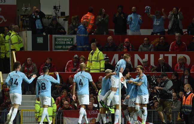 Premier League: City s'impose dans le derby contre United et fonce tête baissée vers un deuxième titre consécutif