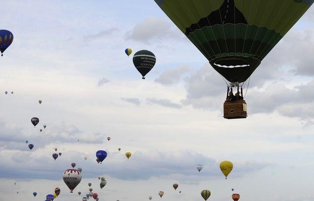 Morbihan: La montgolfière de l'office du tourisme de Vannes égale un record mondial