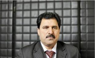 Khalil al-Doulaïmi a quitté le barreau après la mort de l'ancien président irakien.