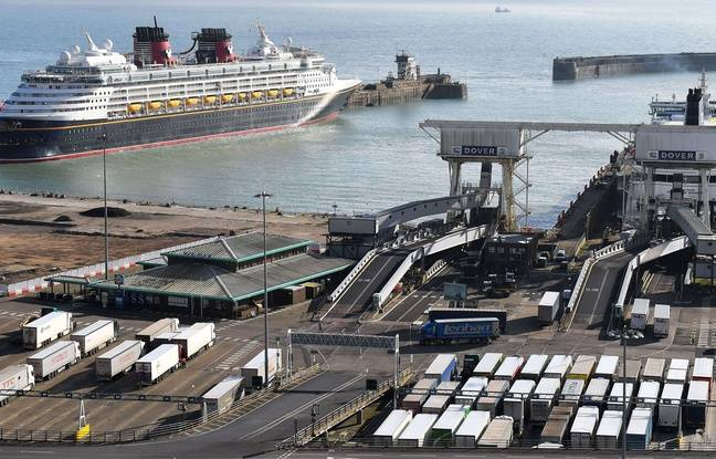 648x415 les cargos au depart du port de douvres