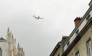 Si Nantes-Atlantique était maintenu, le nombre d'habitants gênés par le bruit serait très supérieur, selon la DGAC.