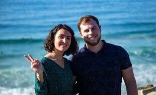Lucille Ealet et Allan Le Bronnec ont créé une crème solaire baptisée Kerbi qui protège à la fois la peau et les océans.