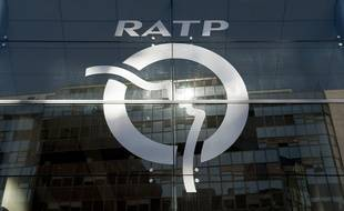 Logo la RATP. (Illustration)