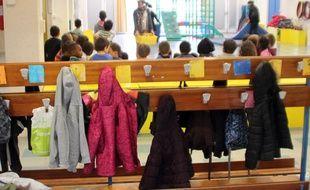 Illustration d'un école élémentaire, ici à Rennes.