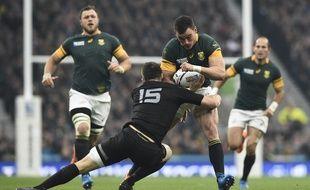 Nouvelle-Zélande contre Afrique du Sud le 24 octobre 2015.