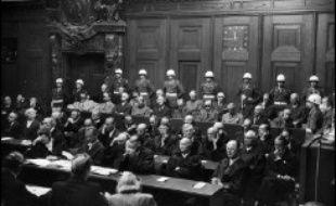 Dimanche 1er octobre marque le 60ème anniversaire du verdict du procès de Nuremberg (sud de l'Allemagne), où la moitié des vingt-quatre dignitaires nazis jugés, notamment pour crime contre l'humanité, furent condamnés à mort.
