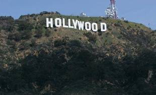 La colline d'Hollywood.