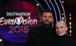 Le duo Madame Monsieur a remporté Destination Eurovision 2018.
