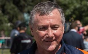 Ivan Bessedine le 16 juillet 2014 à Moscou