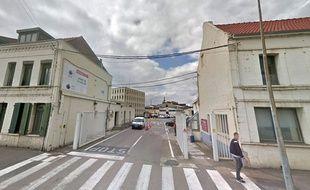 L'usine d'Arc International, à Arques, dans le Pas-de-Calais.
