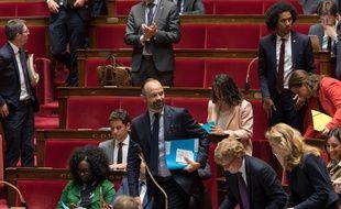 Edouard Philippe le 12 juin 2019 à l'Assemblée Nationale.