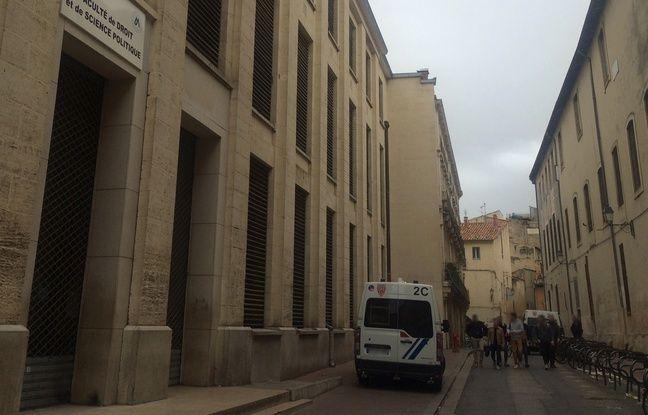 VIDEO. Attaques à la faculté de droit de Montpellier: Les cours ont repris sous haute surveillance