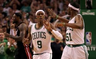 Boston a réduit l'écart face à Miami en finale de Conférence Est en s'imposant à domicile (101-91) vendredi dans le troisième match de cette série des play-offs NBA