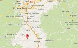 Puy-de-Dôme  Un bébé retrouvé mort dans un canal d irrigation a02a8dab3e76