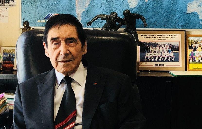 Municipales 2020 en Gironde : A 97 ans, le plus vieux maire de France repart en campagne