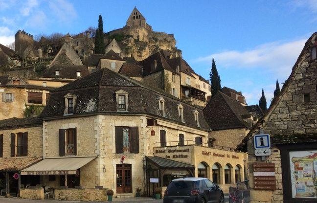 Beynac est classé comme l'un des plus beaux villages de France.
