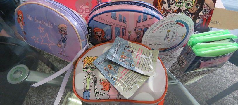 Le kit est pour l'instant vendu sur Internet et dans certaines pharmacies.