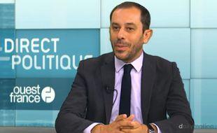 Carlos Da Silva, député de l'Esonne, le 7 juillet 2015.