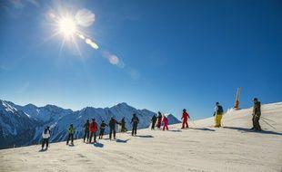 Au Pla-d'Adet, à Saint-Lary-Soulant, dans les Hautes-Pyrénées, on est finalement pas trop déçu par cette saison de ski.