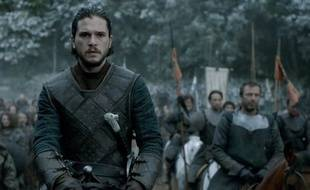 Kit Harington dans la saison 6 de «Game of Thrones».
