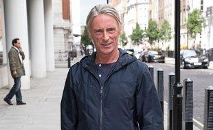 Paul Weller arrive à la BBC