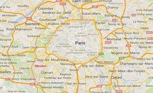 Meudon, dans les Hauts-de-Seine.