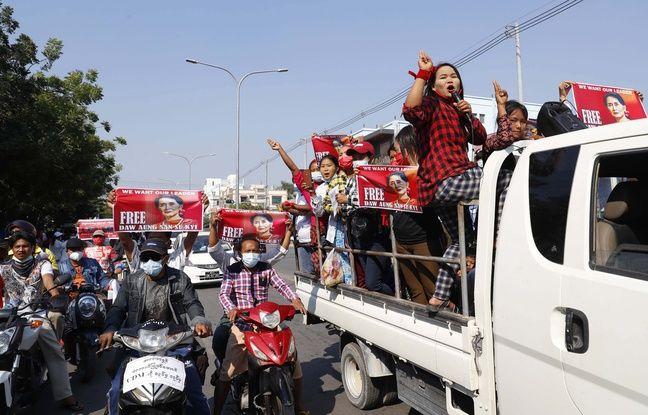 648x415 protestations contre coup etat poursuivent birmanie