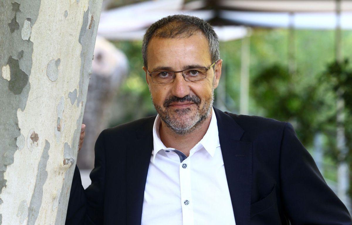 Jean-Guy Talamoni, en septembre 2014. – APERCU/SIPA