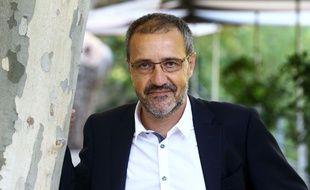 Jean-Guy Talamoni, en septembre 2014.