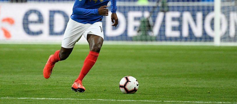 L'international français compte 79 sélections en équipe de France.