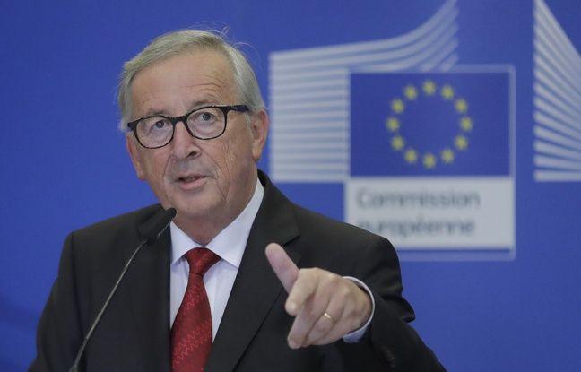 Brexit: Juncker annonce un accord entre Londres et l'Union européenne