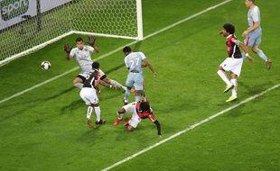 Monaco avait ouvert le score.