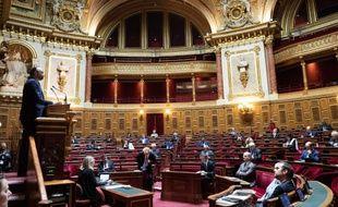 Le Sénat a refusé le plan de déconfinement gouvernemental