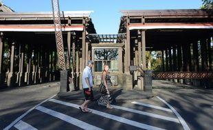 L'hôtel de Nusa Dua (Bali) dans lequel une touriste américaine a été retrouvée morte dans une valise.
