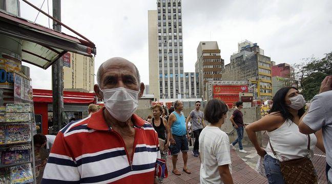 Des prisonniers brésiliens vont fabriquer des masques contre le coronavirus