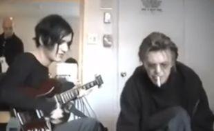 Pour rendre hommage à David Bowie, Placebo a dévoilé la vidéo inédite d'une répétition avec la star datant de 1999.