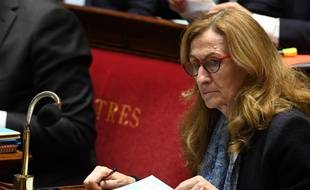 La ministre de la justice Nicole Belloubet le 31 janvier 2018.