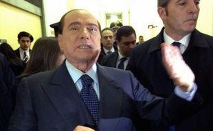 Le parquet de la cour d'appel de Milan a requis vendredi contre Silvio Berlusconi la confirmation de la peine de quatre ans de détention prononcée en première instance dans l'affaire Mediaset, où l'ex-chef du gouvernement italien est accusé de fraude fiscale.