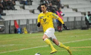Pereira a été fantômatique mardi soir contre Angers, et toute la défense nantaise a souffert.