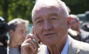 L'ancien maire de Londres Ken Livingstone a annoncé lundi sa démission