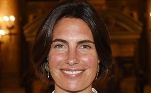 Alessandra Sublet à Paris le 4 juin 2018.