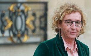 Muriel Pénicaud, ministre du travail, le 4 mars 2020 à Paris.