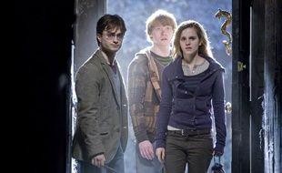 Image extraite de «Harry Potter et les reliques de la mort, part.1».